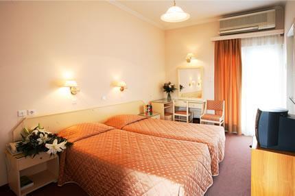 Hotel Palldion- Δωμάτια