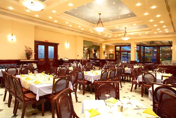 Hotel Palldion- restaurant