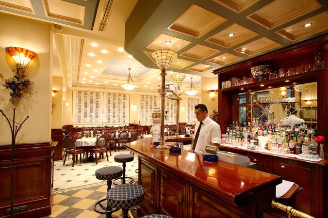 Hotel Palldion- bar